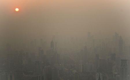 Smog Shanghai